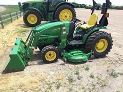 Tractor For Sale:  2012 John Deere 2720 , 31 HP