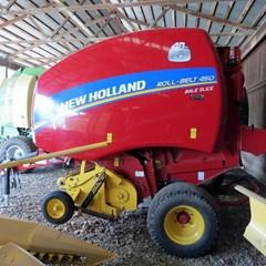 Baler-Round For Sale 2015 New Holland ROLL-BELT 450