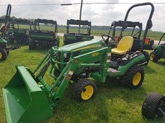 Tractor For Sale 2011 John Deere 1026R , 26 HP