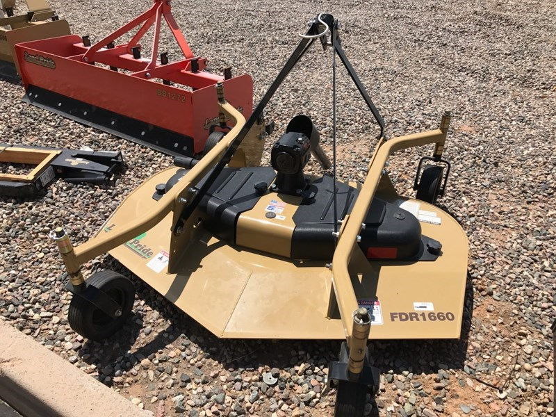 Land Pride FDR1660 Riding Mower For Sale