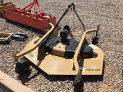 Riding Mower For Sale:  Land Pride FDR1660