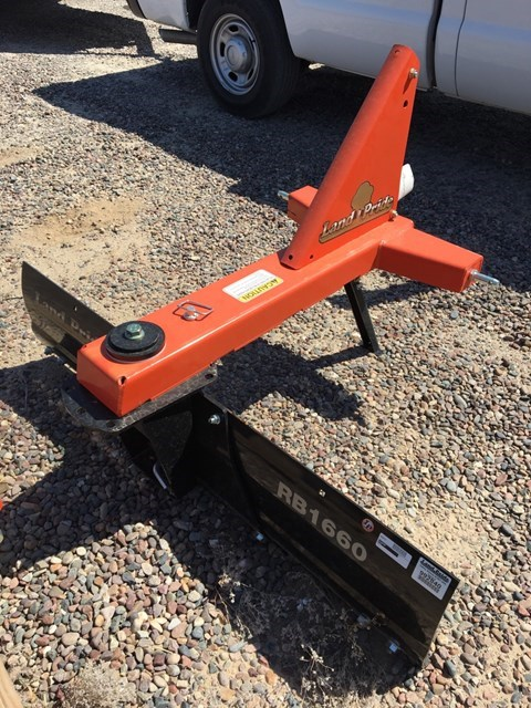 Land Pride RB1660 Blade Rear-3 Point Hitch For Sale