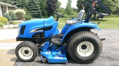 Tractor - Compact Utility For Sale 2008 New Holland TC33DA , 33 HP