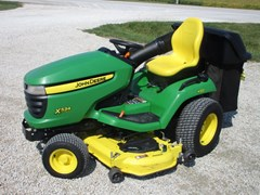 Riding Mower For Sale 2012 John Deere X534 , 25 HP