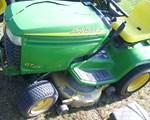 Riding Mower For Sale: 2000 John Deere GT235