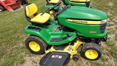 Riding Mower For Sale 2010 John Deere X360 , 22 HP