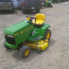 Riding Mower For Sale 1998 John Deere LX188 , 17 HP