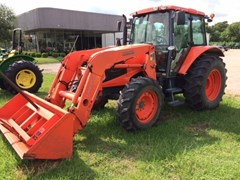 Tractor For Sale:  2011 Kubota M100XDTC , 100 HP