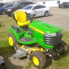 Riding Mower For Sale 2013 John Deere X750 , 24 HP