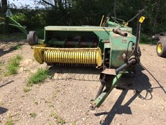Baler-Square For Sale 1983 John Deere 347
