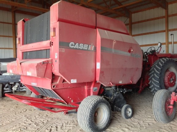 2012 Case IH RB564 Baler-Round For Sale