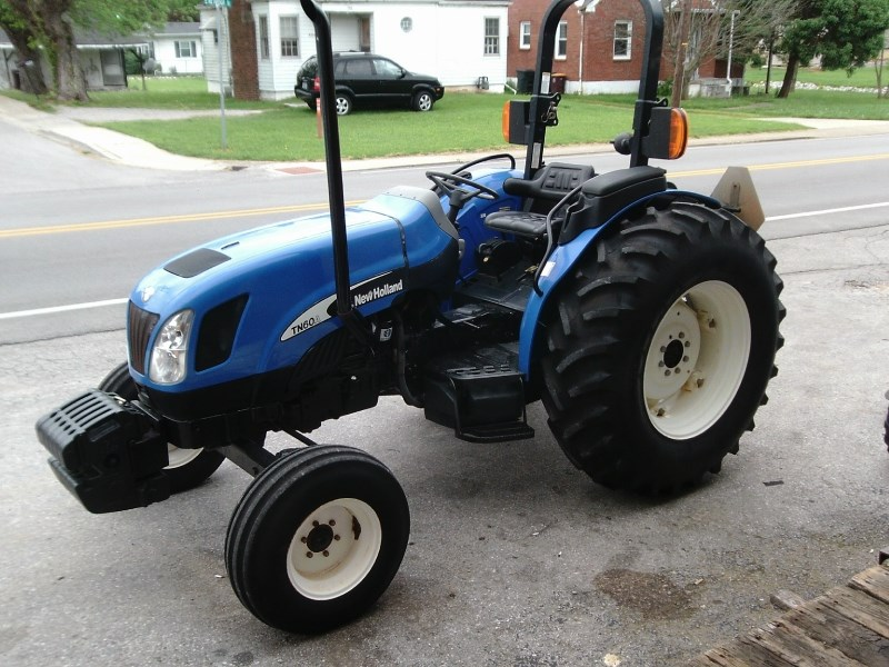 2004 New Holland TN60A Tractor For Sale