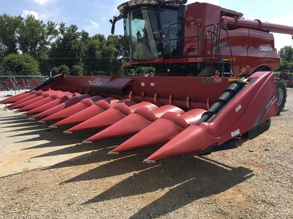 2013 Case IH 2612 Header-Row Crop For Sale