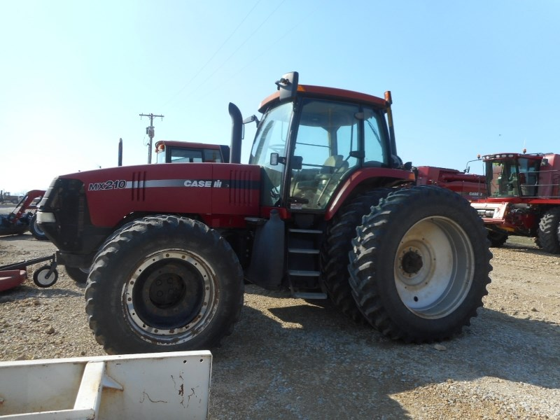 2003 Case IH MX210 Tractor For Sale