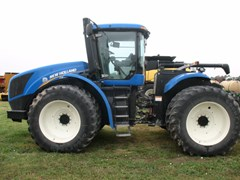 Tractor For Sale 2011 New Holland T9.390