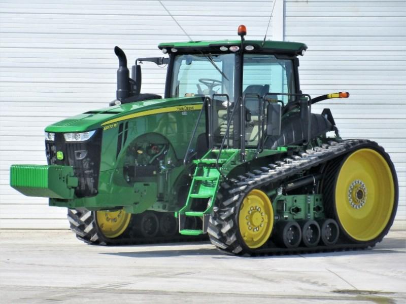 2017 John Deere 8370RT-IVT26 Tractor For Sale
