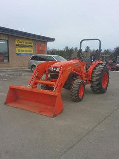 Tractor For Sale:  2013 Kubota L4600HST