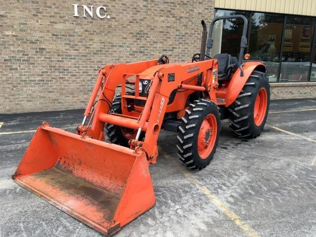 2006 Kubota M5040HD Tractor For Sale