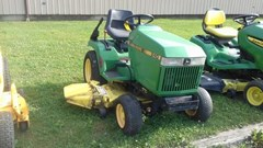 Riding Mower For Sale 1991 John Deere 240 , 14 HP