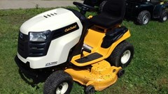 Riding Mower For Sale 2014 Cub Cadet LTX1050 , 24 HP