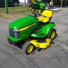 Riding Mower For Sale 2008 John Deere X320 , 22 HP