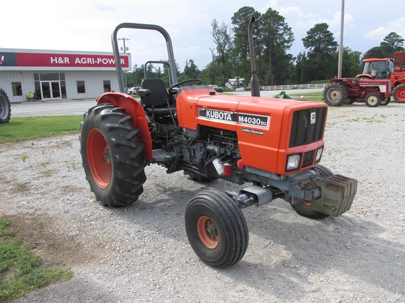 1993 Kubota M4030 Tractor For Sale