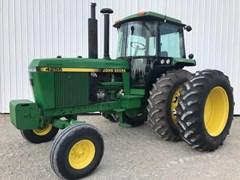 Tractor For Sale 1989 John Deere 4255 , 120 HP