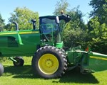 Windrower For Sale: 2014 John Deere W235
