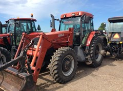 Tractor For Sale 2001 Case IH MX110 & LOADER