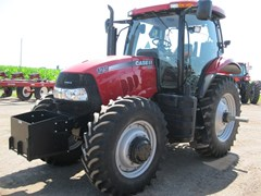 Tractor For Sale 2008 Case IH Puma 125 , 125 HP