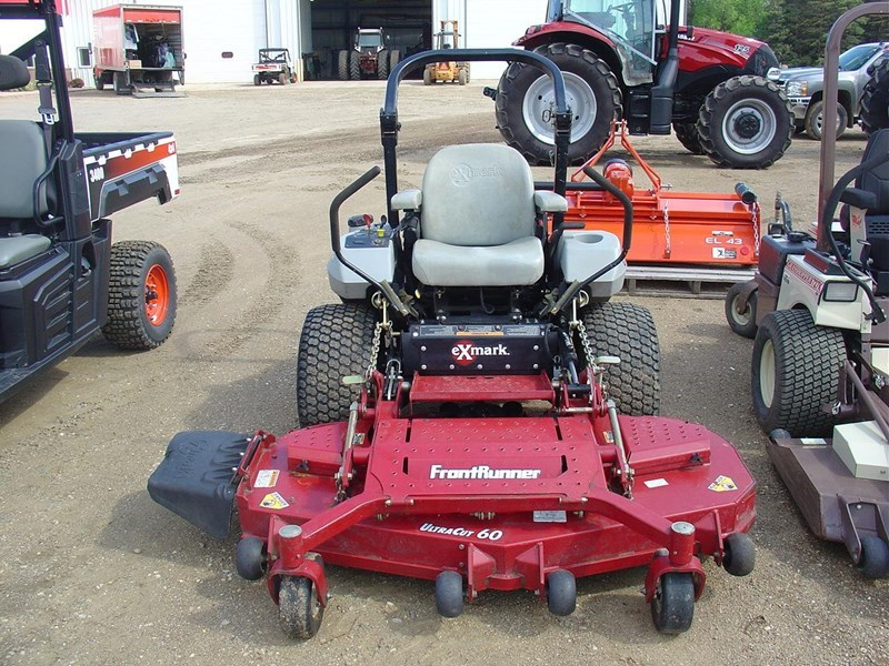 2009 Exmark FR27KC Riding Mower For Sale