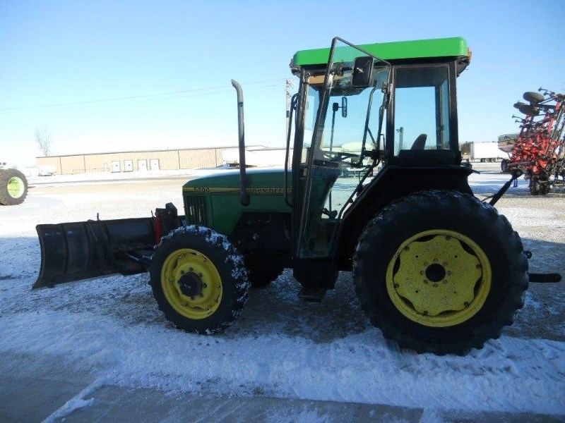 1997 John Deere 5300 Tractor For Sale