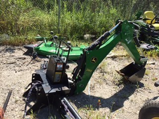 2015 John Deere 260 Misc. Grounds Care For Sale