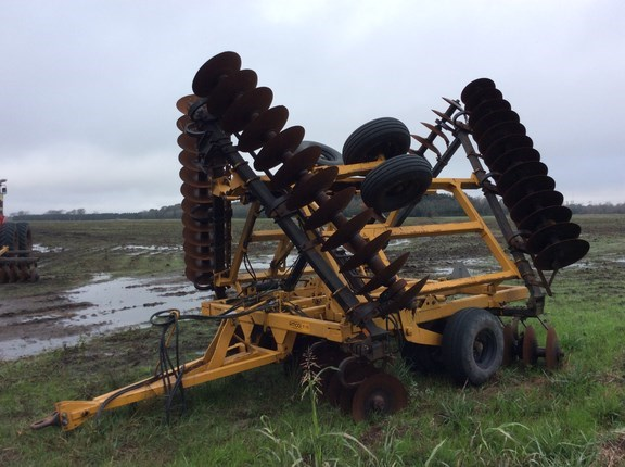 Amco F-15 Disk Harrow For Sale