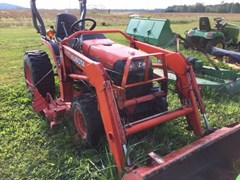 Tractor For Sale 2007 Kubota B7510 , 21 HP