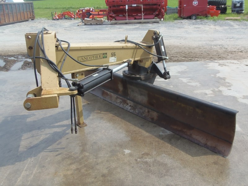 Land Pride RB55-120 Blade Rear-3 Point Hitch For Sale