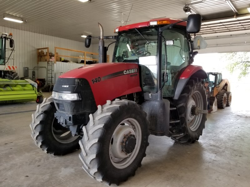2008 Case IH 140 PRO Tractor For Sale