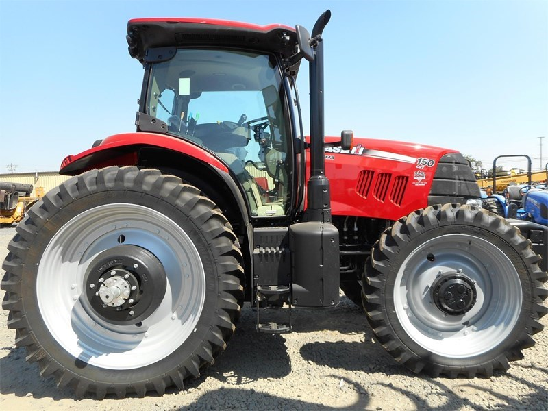 2017 Case IH PUMA 150 CVT Tractor For Sale