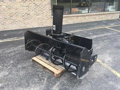 """Snow Blower For Sale:   New Holland 721ES 72"""""""
