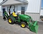 Tractor For Sale: 2016 John Deere 2032R, 32 HP