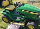 Riding Mower For Sale:  2011 John Deere X320 , 22 HP