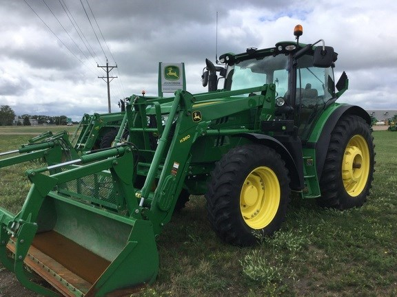 2012 John Deere 6150R Tractor For Sale