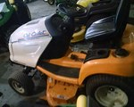 Riding Mower For Sale: 2010 Cub Cadet GT3100, 23 HP