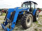 Tractor For Sale:  2010 New Holland T5070 , 95 HP