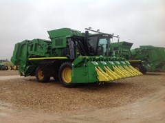Cotton Picker For Sale:  2011 John Deere 7760