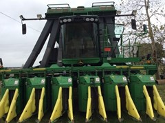 Cotton Picker For Sale:  2010 John Deere 7760
