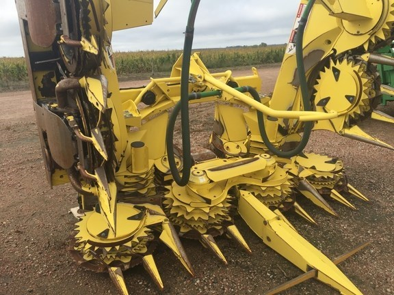 2014 John Deere 698 Forage Head-Rotary For Sale