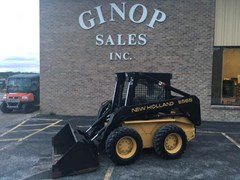Skid Steer For Sale:  1999 New Holland LX565