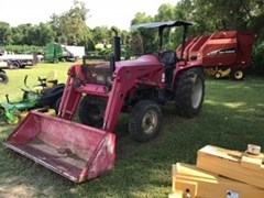 Tractor For Sale:  2005 Mahindra 4500 2WD