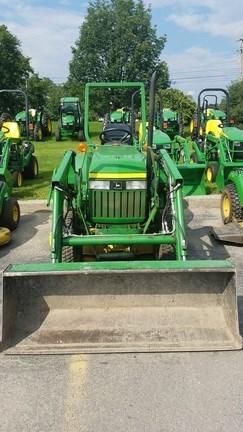 2002 John Deere 790 Tractor For Sale